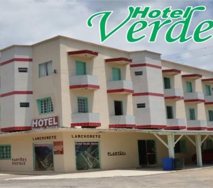 hotel verde serra