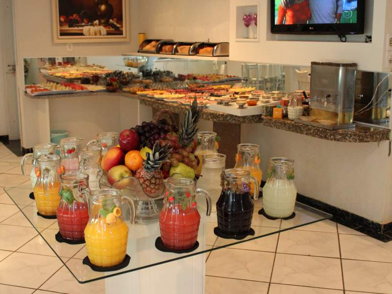 Lages Plaza Hotel8