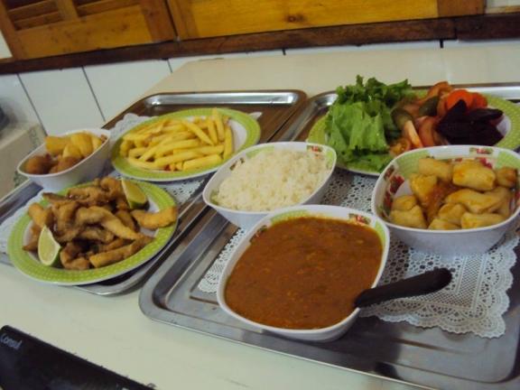 Pousada Restaurante e Pesque e Pague Esperança5