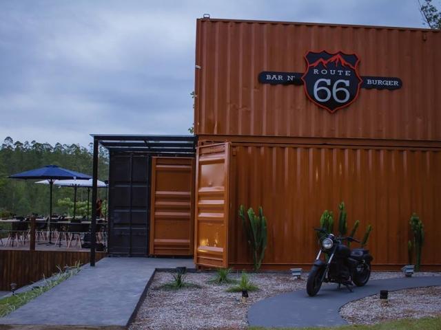 Route 66 Bar N' Burger8